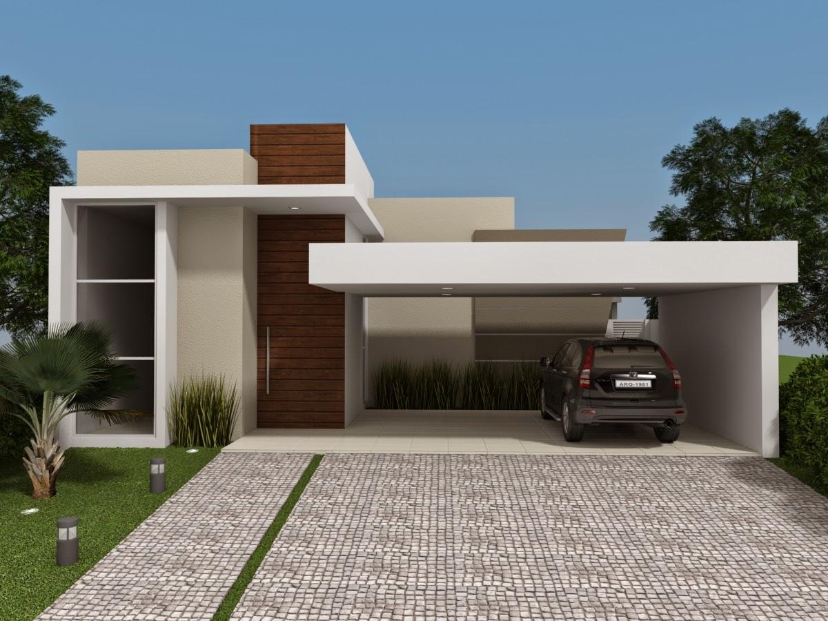 Color de casas ja constructores for Fachada de casas modernas