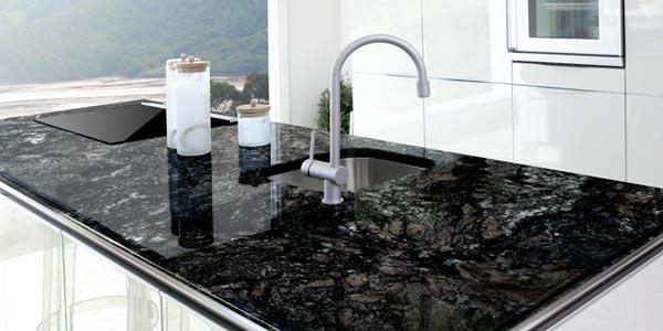 Qu material es el adecuado para el tablero de la cocina - Encimera piedra natural ...