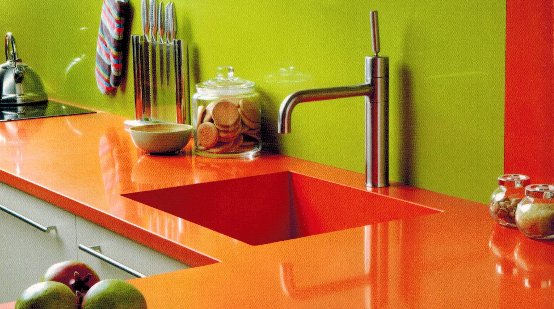 Qu material es el adecuado para el tablero de la cocina for Material cocina