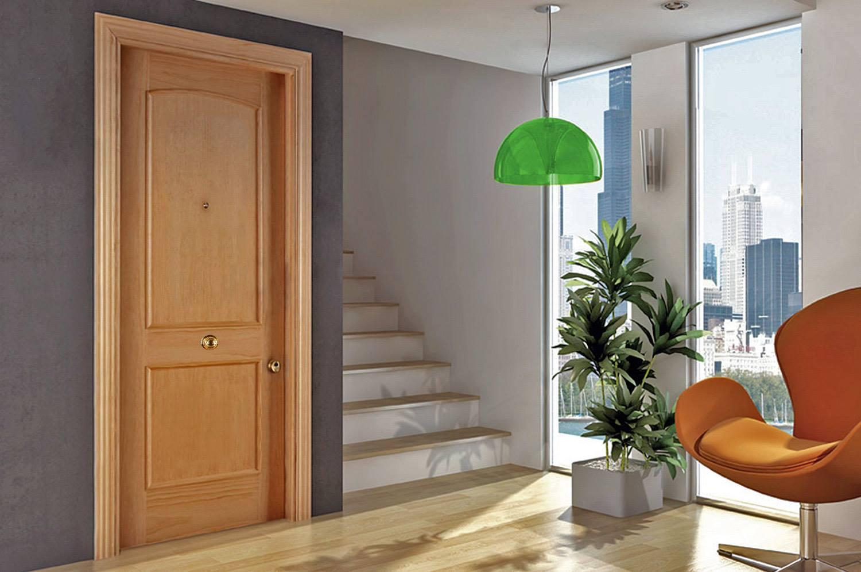 Puertas dise o para tu vivienda ja constructores for Diseno de viviendas