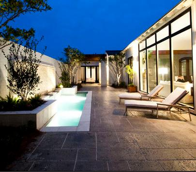 Fotos de terrazas de casas de dos pisos