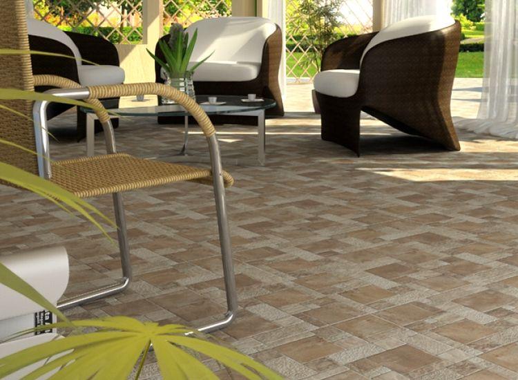 Elige el piso adecuado para tu terraza con estos consejos for Pisos para exteriores modernos