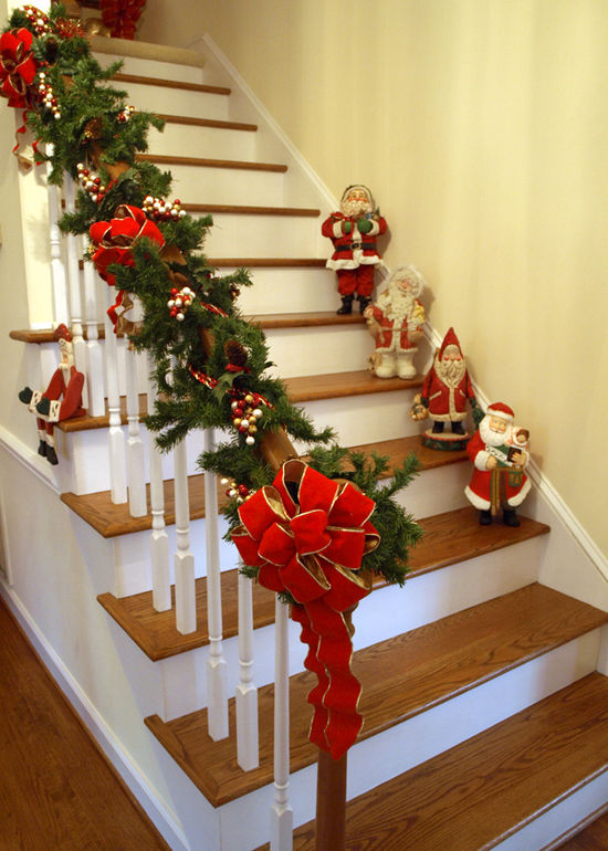Detalles navide os para decorar la casa ja constructores - Arreglos navidenos para la casa ...
